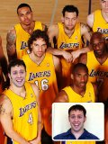07. los angeles lakers